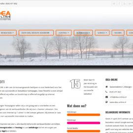 IDEA-ONLINE webdesign